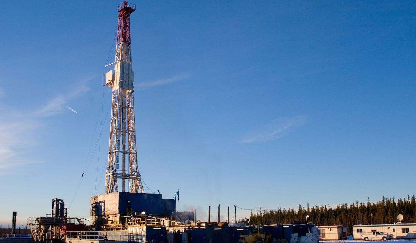 Image of North American Land Drilling Rig