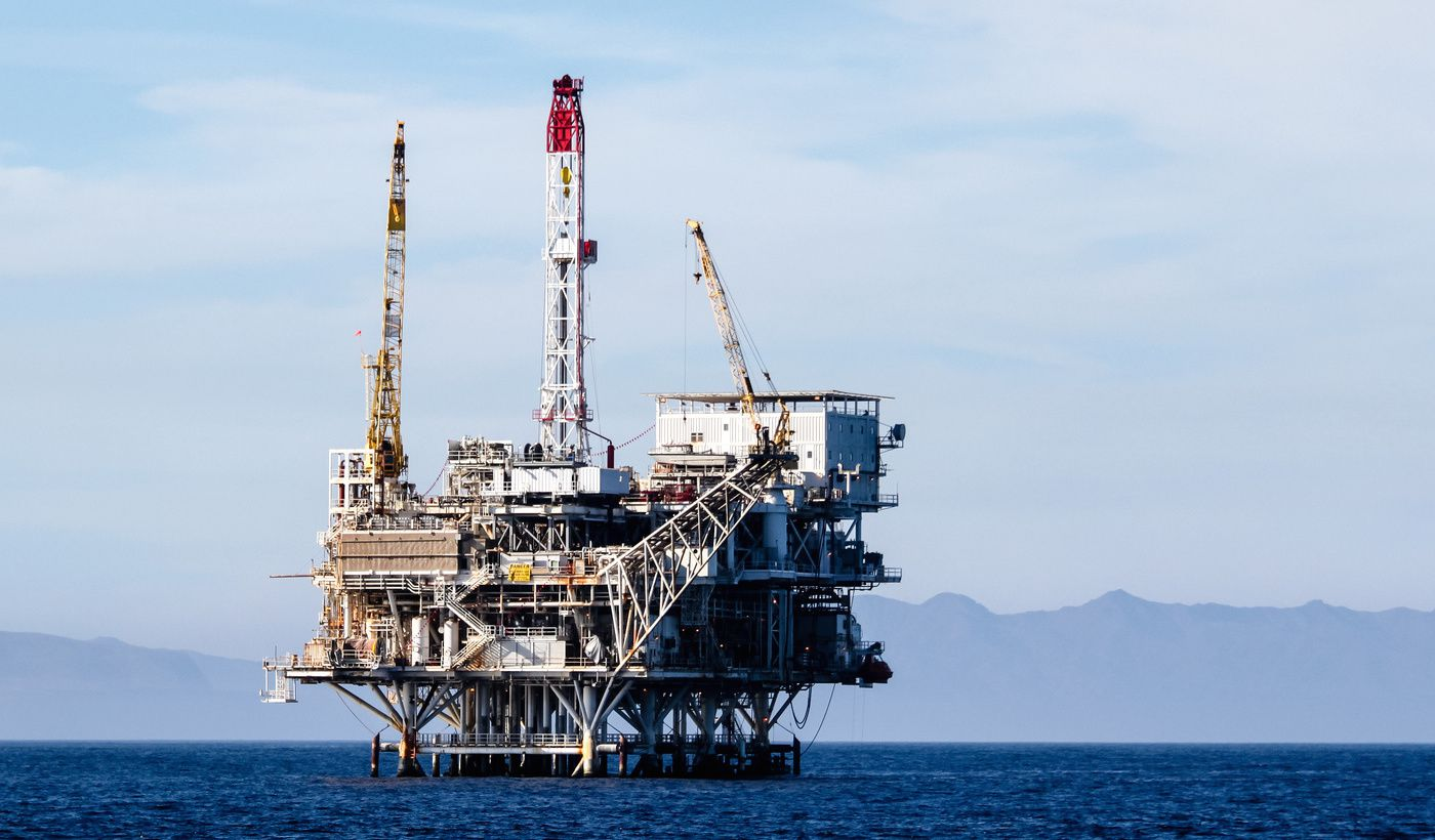 Image of Offshore Drilling Rig