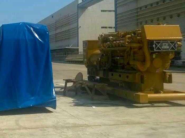 Image of New CAT 3508B Gensets for Sale