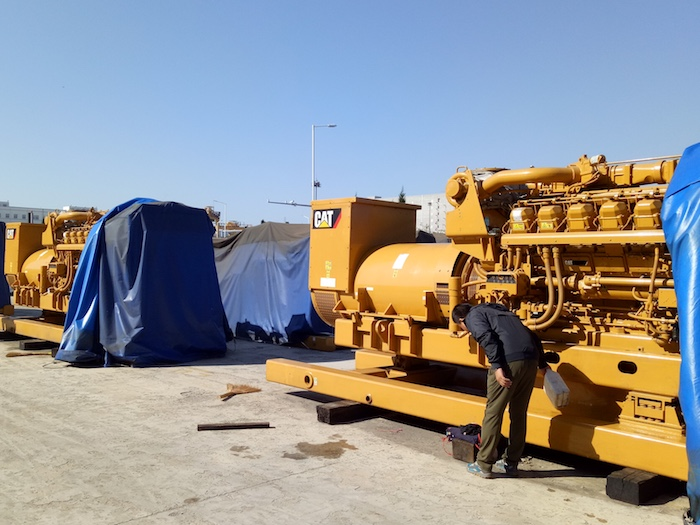 Image of New CAT 3516B Gensets for Sale