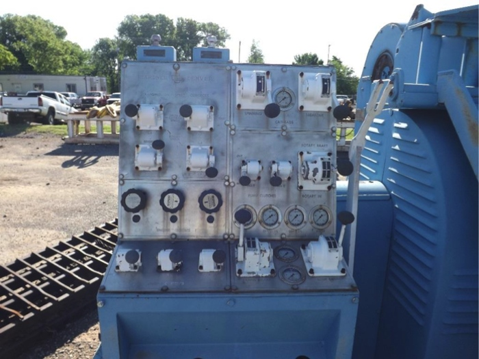 Image of Gardner Denver 1100 Drawworks