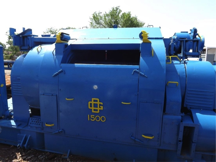 Image of Gardner Denver 1500 Drawworks