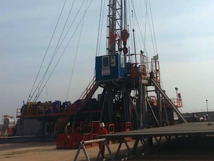 Image of Used 1000HP Drillmec MR8000 Drilling Rig for Sale