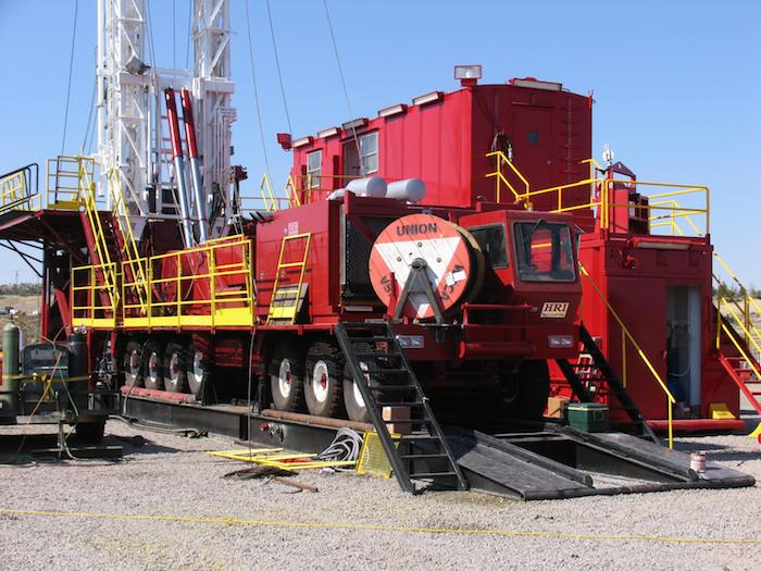 Image of Heartland / Loadcraft HRI-700 Carrier-mounted Drilling Rig