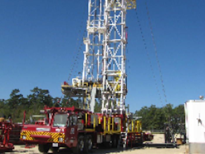Image of Used 500HP NOV Workover Rig for Sale
