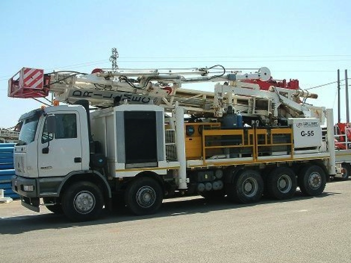 Image of Drillmec G55 Water Well Drilling Rig for Sale
