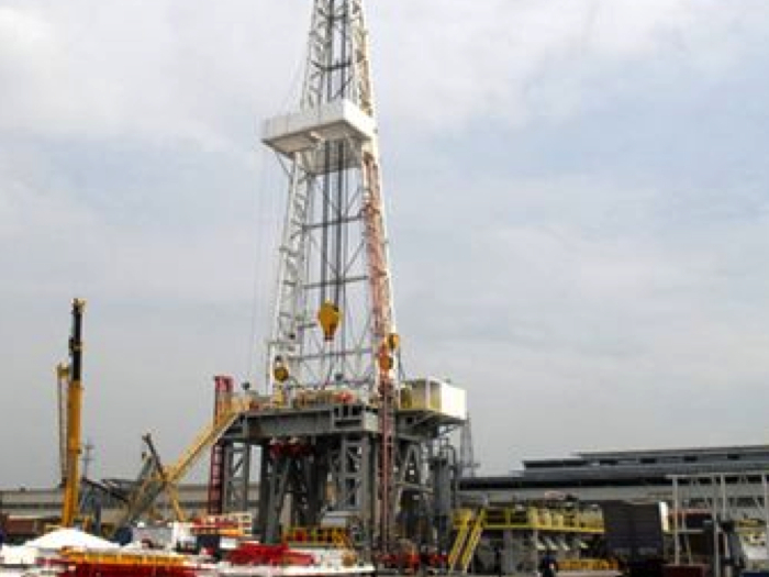 Image of New 3000HP VFD Swing-up Drilling Rig for sale