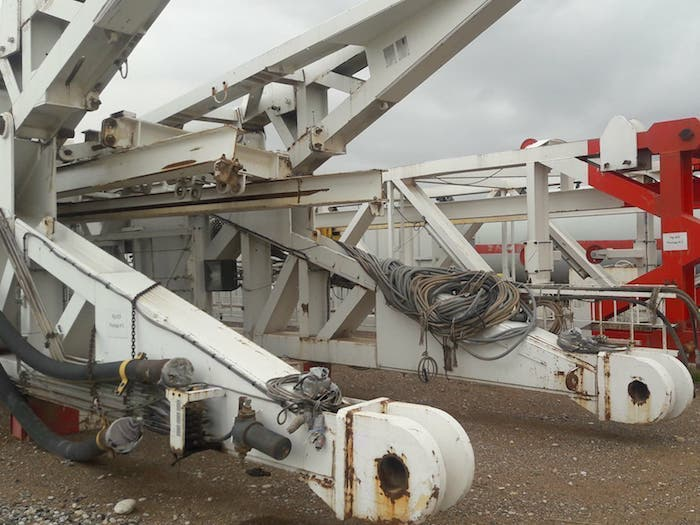 Image of Used 2000HP AC VFD LeTourneau Drilling Rig for Sale