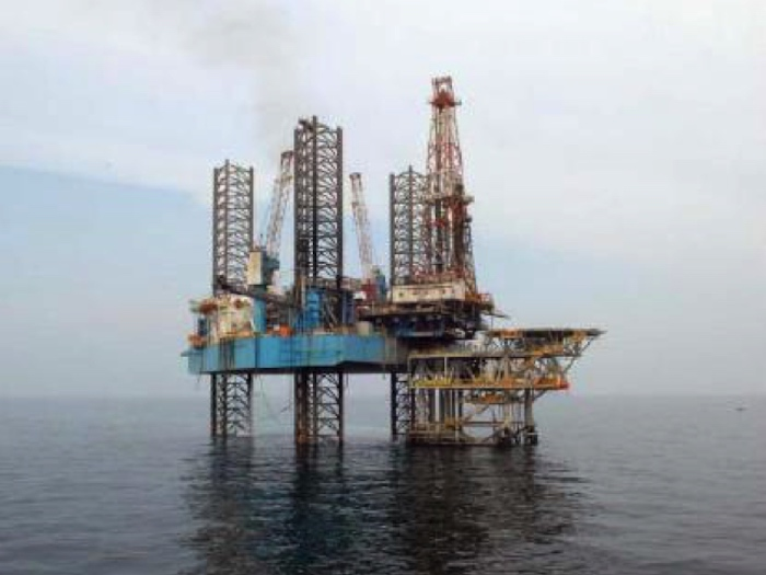 Image of 250ft Jack Up Drilling Rig for Sale