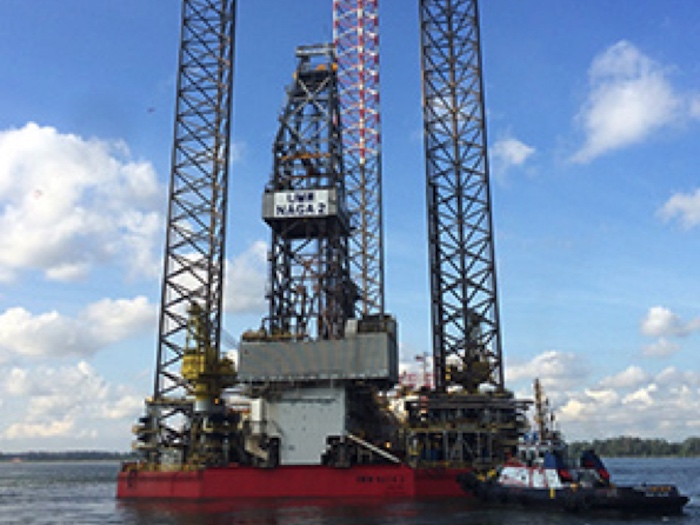 Image of 350ft Jack Up Drilling Rig for Sale