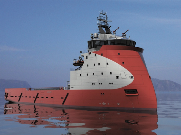 Image of 83m Platform Supply Vessel for Sale