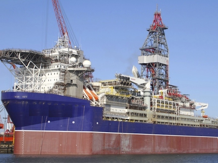 Image of 10000ft Drillship for Sale