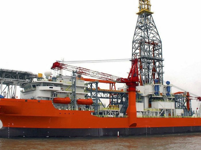 Image of 5000ft Drillship for Sale or Lease