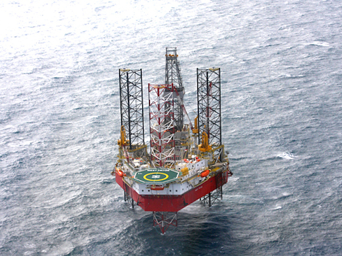 Image of Jackup Rig BMC Pacific 375
